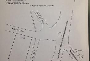 Foto de terreno comercial en renta en calle porfirio díaz , santa cruz xoxocotlan, santa cruz xoxocotlán, oaxaca, 7618954 No. 01