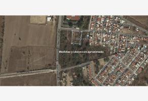 Foto de terreno comercial en venta en calle principal eucaliptos , fraccionamiento colonial guanajuato, guanajuato, guanajuato, 16408842 No. 01