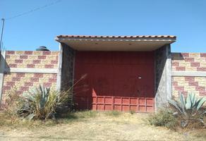 Foto de terreno habitacional en venta en calle privada , cocoyoc, yautepec, morelos, 0 No. 01