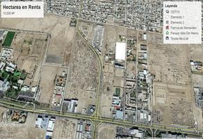 Foto de terreno comercial en renta en calle profesor manzana rode , rivera, mexicali, baja california, 5384369 No. 01