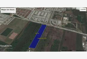 Foto de terreno habitacional en venta en calle prolongación san miguel , san juan cuautlancingo centro, cuautlancingo, puebla, 11213363 No. 01