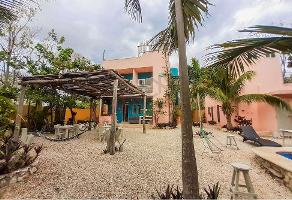 Foto de edificio en venta en calle pto. morelos , tulum centro, tulum, quintana roo, 15909367 No. 01