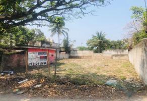 Foto de terreno habitacional en renta en calle puerto roto 103, las bajadas, veracruz, veracruz de ignacio de la llave, 7077730 No. 01