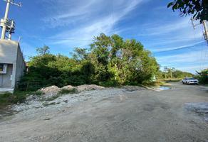 Foto de terreno habitacional en venta en calle queretaro lt-4-01 , supermanzana 299, benito juárez, quintana roo, 19349116 No. 01