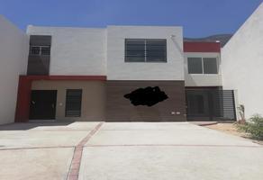 Foto de casa en renta en calle , real del valle 2 sector, santa catarina, nuevo león, 0 No. 01