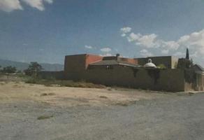 Foto de terreno habitacional en venta en calle real, los rodriguez , los rodriguez, saltillo, coahuila de zaragoza, 0 No. 01