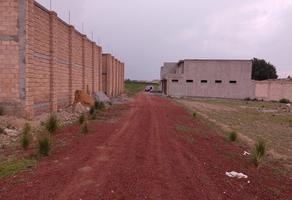 Foto de terreno habitacional en venta en calle reforma , capultitlán centro, toluca, méxico, 18035725 No. 01