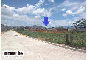 Foto de terreno habitacional en venta en calle revolucion 55, hacienda blanca, san pablo etla, oaxaca, 8334731 No. 01