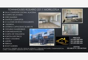 Foto de departamento en venta en calle rosario 221, emiliano zapata, san andrés cholula, puebla, 17077189 No. 01