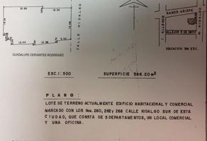 Foto de terreno industrial en venta en calle #, saltillo zona centro, 25000 saltillo zona centro, coahuila de zaragoza , saltillo zona centro, saltillo, coahuila de zaragoza, 7096242 No. 01
