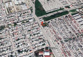 Foto de terreno habitacional en venta en calle san charbel por avenida contadores , villas de santa ana, carmen, campeche, 17971534 No. 01