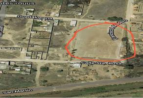 Foto de terreno comercial en venta en calle santa rosa 320, plan de oriente, san pedro tlaquepaque, jalisco, 0 No. 01