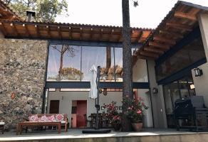 Foto de casa en venta en calle sin nombre 00, avándaro, valle de bravo, méxico, 0 No. 01