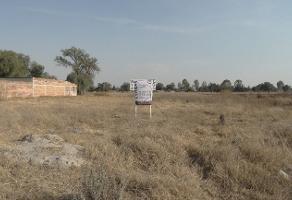Foto de terreno habitacional en venta en calle sin nombre s/n s/n , pueblo nuevo de morelos, zumpango, méxico, 12049898 No. 01