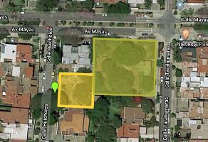 Foto de terreno habitacional en venta en calle tarahumaras , monraz, guadalajara, jalisco, 6619310 No. 01