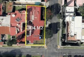 Foto de terreno habitacional en venta en calle toltecas , monraz, guadalajara, jalisco, 11890561 No. 01