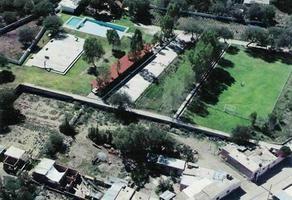 Foto de terreno habitacional en venta en calle valente flores , ojo caliente, santa maría del río, san luis potosí, 0 No. 01