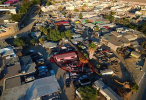 Foto de terreno habitacional en venta en calle vecinal a la altura de central camionera , murua poniente, tijuana, baja california, 17575241 No. 01