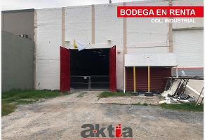 Foto de nave industrial en renta en calle venustiano carranza 2010, industrial, reynosa, tamaulipas, 9464379 No. 01