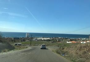 Foto de terreno habitacional en venta en calle volcan tambora, colonias del volcán , popotla, playas de rosarito, baja california, 0 No. 01