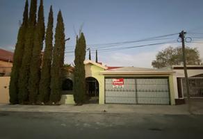 Foto de casa en venta en calle zaachila , los pinos 1er sector, saltillo, coahuila de zaragoza, 19245487 No. 01