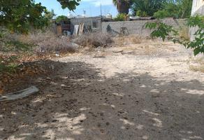 Foto de terreno habitacional en venta en callejón 3 , 30 de septiembre, la paz, baja california sur, 17950904 No. 01
