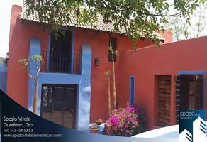 Foto de oficina en renta en callejón de la saca , las palomas, corregidora, querétaro, 20166041 No. 01