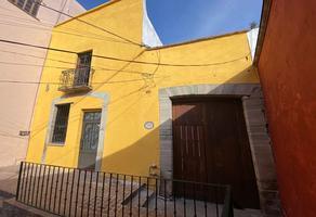 Foto de casa en renta en callejón del beso , guanajuato centro, guanajuato, guanajuato, 8652350 No. 01