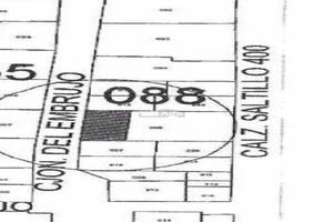 Foto de terreno habitacional en venta en callejon del embrujo , villas la rosita, torreón, coahuila de zaragoza, 19423837 No. 01