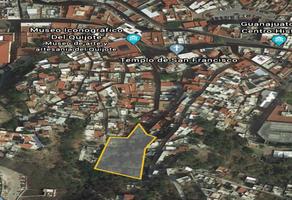 Foto de terreno habitacional en venta en callejón del tecolote , guanajuato centro, guanajuato, guanajuato, 17275519 No. 01