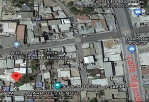 Foto de terreno habitacional en venta en callejon m , roma, tijuana, baja california, 17166733 No. 01