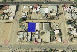 Foto de terreno habitacional en venta en callejón oaxaca , pueblo nuevo, mexicali, baja california, 10932999 No. 01
