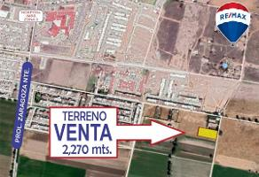 Foto de terreno habitacional en venta en callejón sin nombre , residencial villa campestre, jesús maría, aguascalientes, 17690630 No. 01