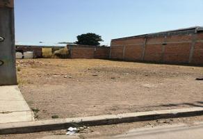 Foto de terreno habitacional en venta en calvario , la troje ii, jesús maría, aguascalientes, 16298961 No. 01