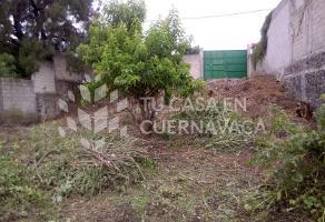 Foto de terreno habitacional en venta en calvario , ocotepec, cuernavaca, morelos, 12018791 No. 01