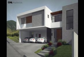 Foto de casa en venta en calzada catujanes , el encino, monterrey, nuevo león, 13997842 No. 01