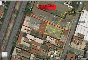 Foto de terreno comercial en venta en calzada de guadalupe , 7 de noviembre, gustavo a. madero, df / cdmx, 5639694 No. 01