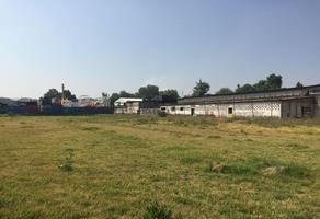 Foto de terreno industrial en renta en calzada de guadalupe , el cerrito, cuautitlán, méxico, 17309713 No. 01