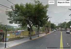 Foto de terreno habitacional en venta en calzada de las águilas , las águilas, álvaro obregón, df / cdmx, 17405915 No. 01