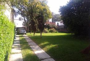 Foto de terreno habitacional en venta en calzada de las aguilas , los alpes, álvaro obregón, df / cdmx, 0 No. 01