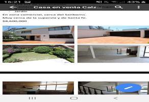 Foto de terreno habitacional en venta en calzada de las águilas , san clemente norte, álvaro obregón, df / cdmx, 0 No. 01