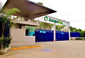 Foto de nave industrial en renta en calzada de los angeles , san martín xochinahuac, azcapotzalco, df / cdmx, 0 No. 01