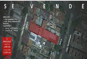 Foto de terreno habitacional en venta en calzada de los misterios , villa gustavo a. madero, gustavo a. madero, df / cdmx, 18226642 No. 01
