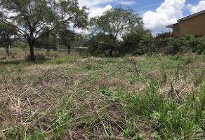 Foto de terreno habitacional en venta en calzada de los pinos , jardines de la calera, tlajomulco de zúñiga, jalisco, 5410234 No. 01