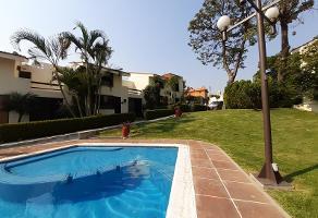 Foto de casa en renta en calzada de los reyes , jardín tetela, cuernavaca, morelos, 0 No. 01