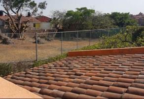 Foto de terreno habitacional en venta en calzada de los reyes , jardín tetela, cuernavaca, morelos, 17865369 No. 01