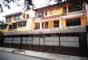 Foto de casa en venta en calzada desierto de los leones , santa rosa xochiac, álvaro obregón, df / cdmx, 0 No. 01