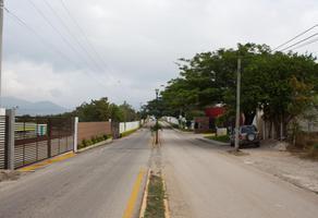 Foto de terreno comercial en venta en calzada instituto andes esquina carretera san josé terán s/n , terán, tuxtla gutiérrez, chiapas, 19007011 No. 01