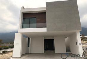 Foto de casa en venta en calzada las mitras s/n santoral, 66036 garcía nuevo león, santoral, garcía, nuevo león, 0 No. 01