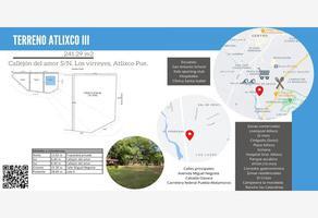 Foto de terreno habitacional en venta en calzada miguel negrete 3513, francisco i madero, atlixco, puebla, 0 No. 01